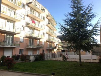 T2 55,92 m² loué dans résidence récente