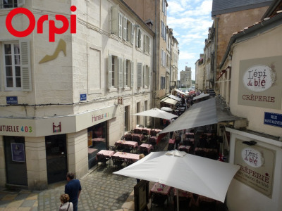 Appartement La Rochelle 3 pièce (s) 58 m²
