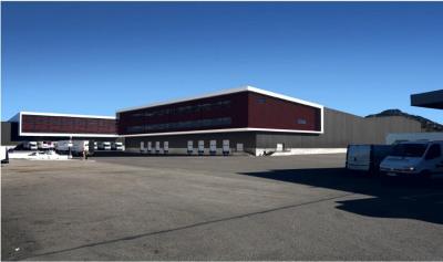 Entrepôt Logistique TOULON EST - 2300 m²