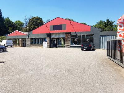 Local d'activité Quimper 700 m²