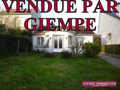 Maison 4 pièces -88 m² - Nantes - 310 500 euros