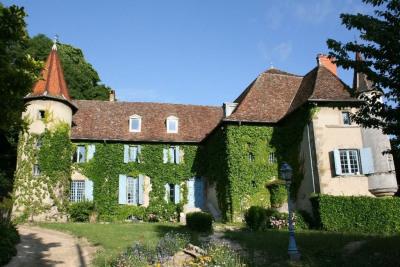 Appartement de 100m² dans un château du 17ème siècle
