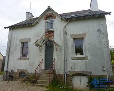 Maison des années 30 - Pontivy 4 pièces 75 m²
