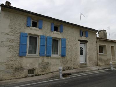 Maison charentaise 6 pièces La Chapelle des Pots