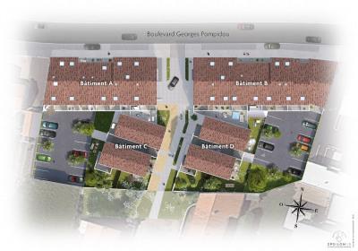 Duplex T4 - 88,90m² - St Gilles Croix de Vie