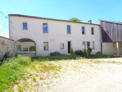 Charente house 4 rooms Secteur Gensac la Pallue