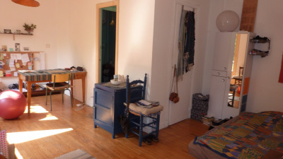 Studio 29 m² rue Coupeau