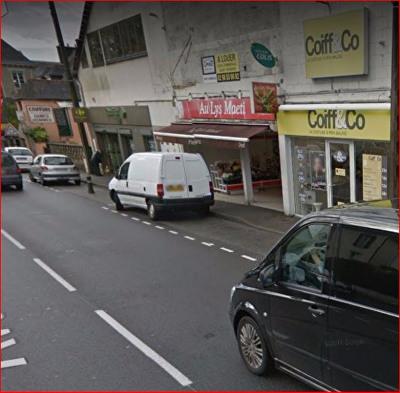 A LOUER Local commercial Quimper 374 m²