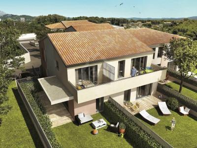 VILLA DUPLEX T4 de 99m² avec 125m² de jardin, une terrasse d