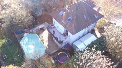 Maison de 130m² et 800m² de terrain