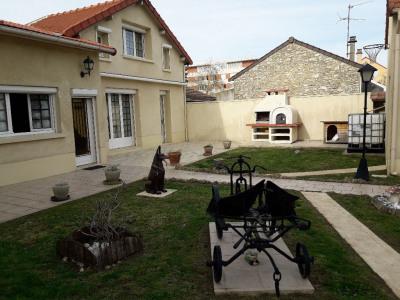 Maison Carrieres Sous Poissy 3 pièce(s) 102 m2