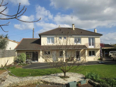 Maison sur sous-sol chauray - 6 pièce (s) - 130 m²