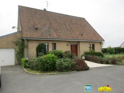 Maison individuelle 122m² - 5 pièces