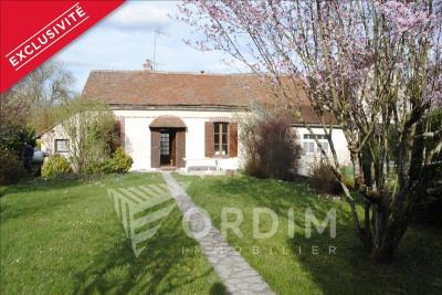 Maison ancienne bleneau - 4 pièce (s) - 67.5 m²