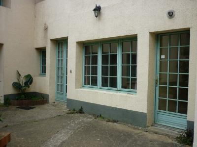 Appartement F3 rez-de-chaussée