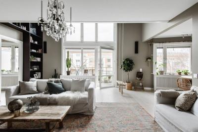 Superbe maison 3 pièces avec jardin