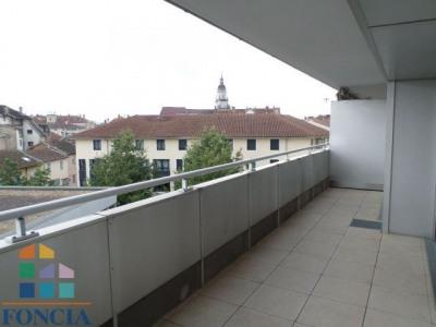 Appartement 4/5 pièces avec terrasses à Bourg en Bresse