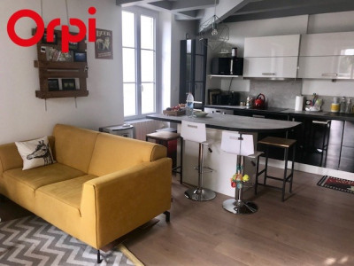Appartement La Rochelle 4 pièce (s) 76.50 m²