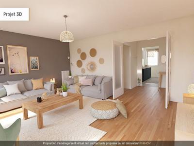 Appartement F5 106 m² proximité facs et lycées