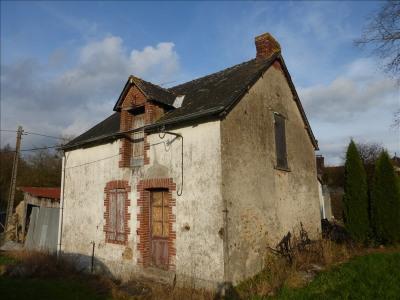 GUENROUET - Maison à rénover