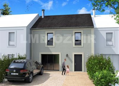 Penchard pavillon 3 chambres terrain et 2 places de parking