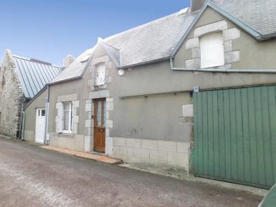 Maison en village - 3 chambres