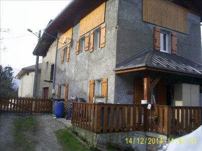 Maison duplex type T3