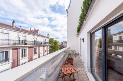Appartement Asnieres Sur Seine 5 pièce(s) 158.58 m2