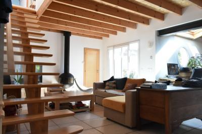 Maison d'architecte Aytré 203m² habitables, terrai