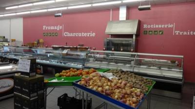 Supermarché + bar - restaurant à 20 minutes sud de Lyon