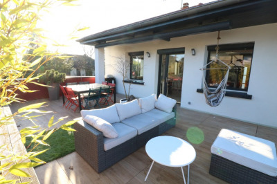 Coup de coeur - maison rénovée caluire - 150 m² - 730 m² terrain