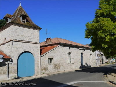 Maison de village - 4 pièces - 138 m²