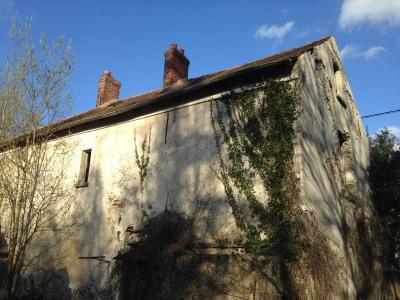 Bâtiment a restaurer quincy voisins - 5 pièce (s) - 110 m²