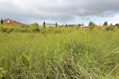 Mormoiron - terrain lot 4/5 de 378 m²