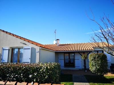 Maison l aiguillon sur mer - 5 pièce (s) - 89 m²