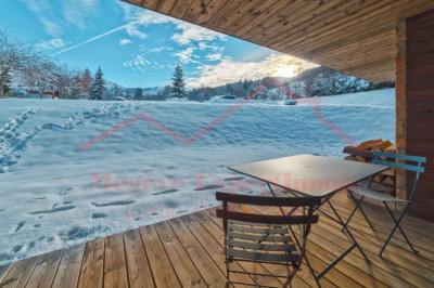 Appartement Megeve 2 pièce (s) 42 m² - SKI IN - SKI OUT
