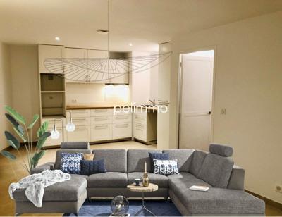 Lambesc - appartement - 3 pièces - au coeur du vieux village