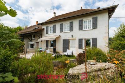 Maison Sermerieu - 6 pièce (s) -