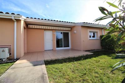Villa les senioriales montélimar 3 pièces 61 m², 61,35 m² - Montelimar (26200)