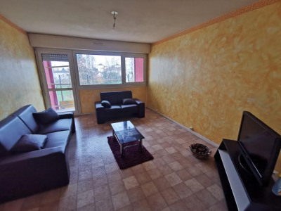 Quartier Ouest, appartement de type 4