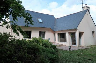 Maison 5 chambres en campagne sur un terrain de 1860 m²