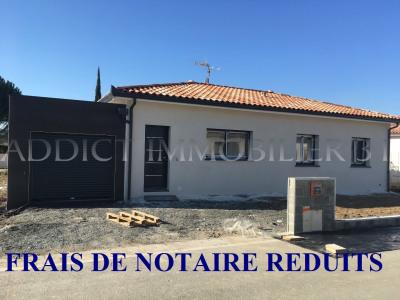 Pavillon neuf de plain pied rt 2012