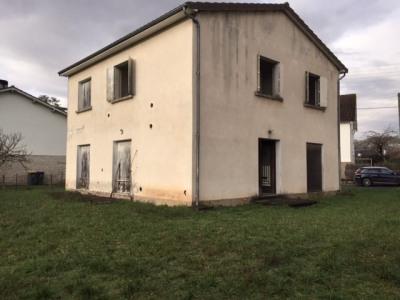 Maison à rénover centre ville de terrasson