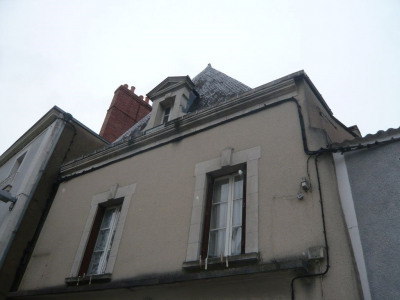 Château-gontier immeuble