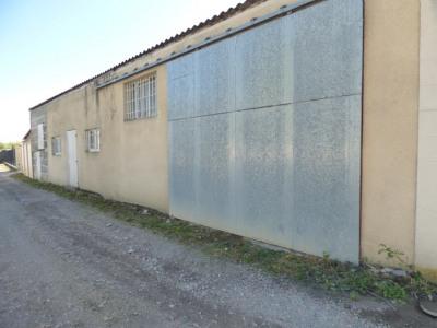 Atelier de 180 m² à rénover Carbon blanc 33560