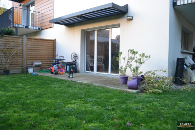 Apprartement T3 terrasse/jardin