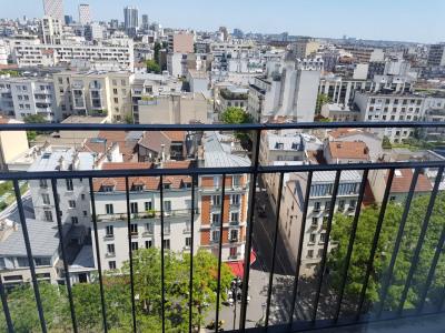 Appartement 2 pièces + balcon et parking