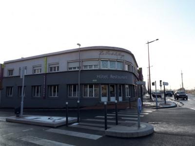 Dunkerque - immeuble d'environ 500m²