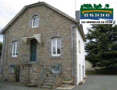 Maison en pierres guingamp - 5 pièce (s) - 100 m²