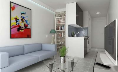 Studio 31m² centre ville
